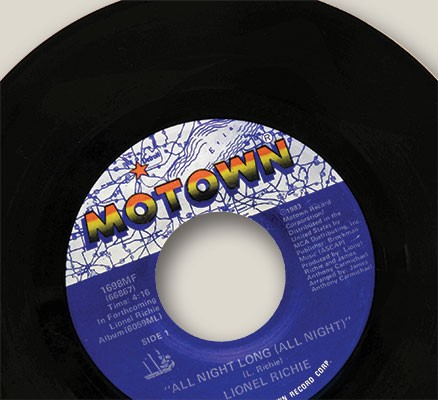Oregon Symphony | Dancing in the Streets | Image: Motown vinyl record
