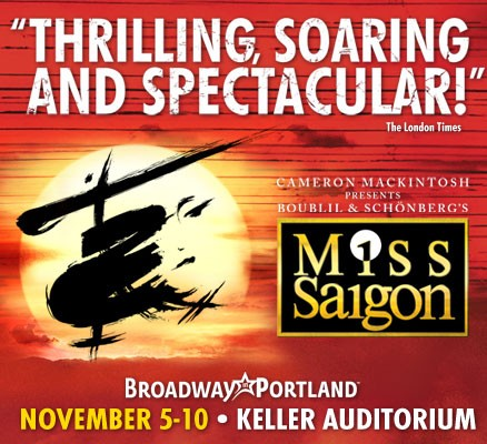 Miss Saigon (official show art)