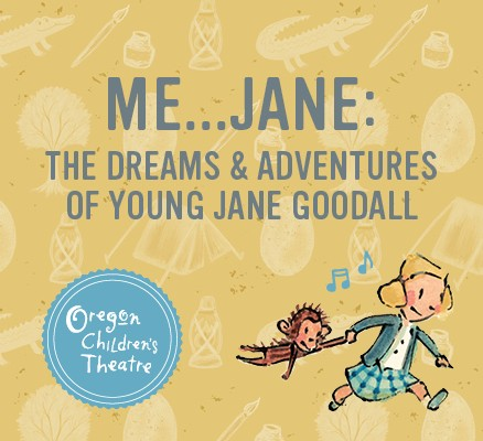 Me...Jane: The Dreams & Adventures of young Jane Goodall