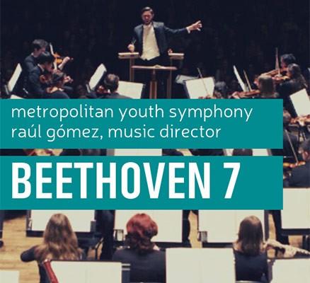 Metropolitan Youth Symphony photo - Beethoven 7