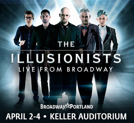 The Illusionists - Live from Broadway image