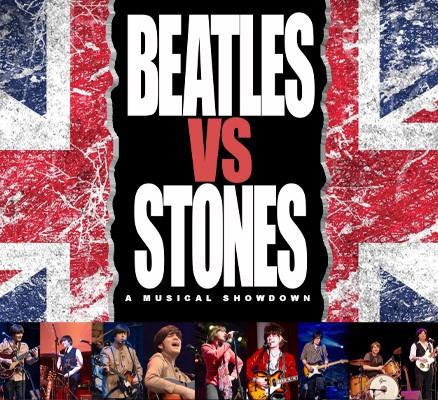 Beatles vs. Stones - A Musical Showdown image