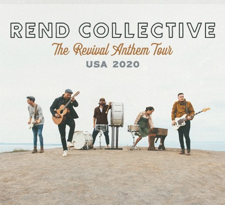 Rend Collective photo of band