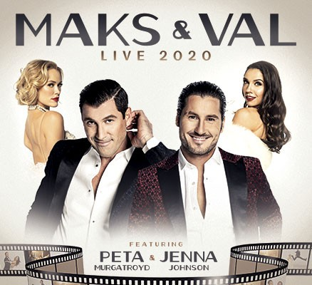 Maks and Val Live 2020 image
