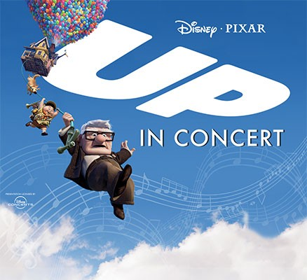 Disney and Pixar's UP in Concert image