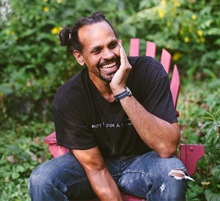 Ross Gay photo