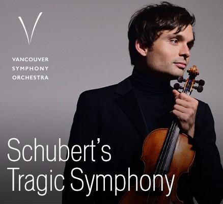 Vancouver Symphony Orchestra image - Photo of violinist Francisco Fullana