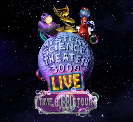 Mystery Science Theater 3000 LIVE: Time Bubble Tour image